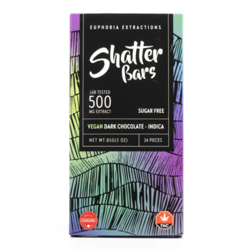 Indica Vegan Shatter Bar